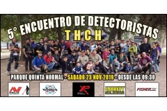 5° Encuentro Detectoristas Treasure Hunter Chile